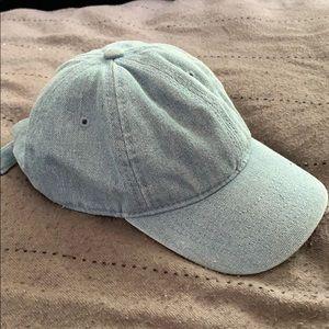 Mossimo Chambray baseball cap